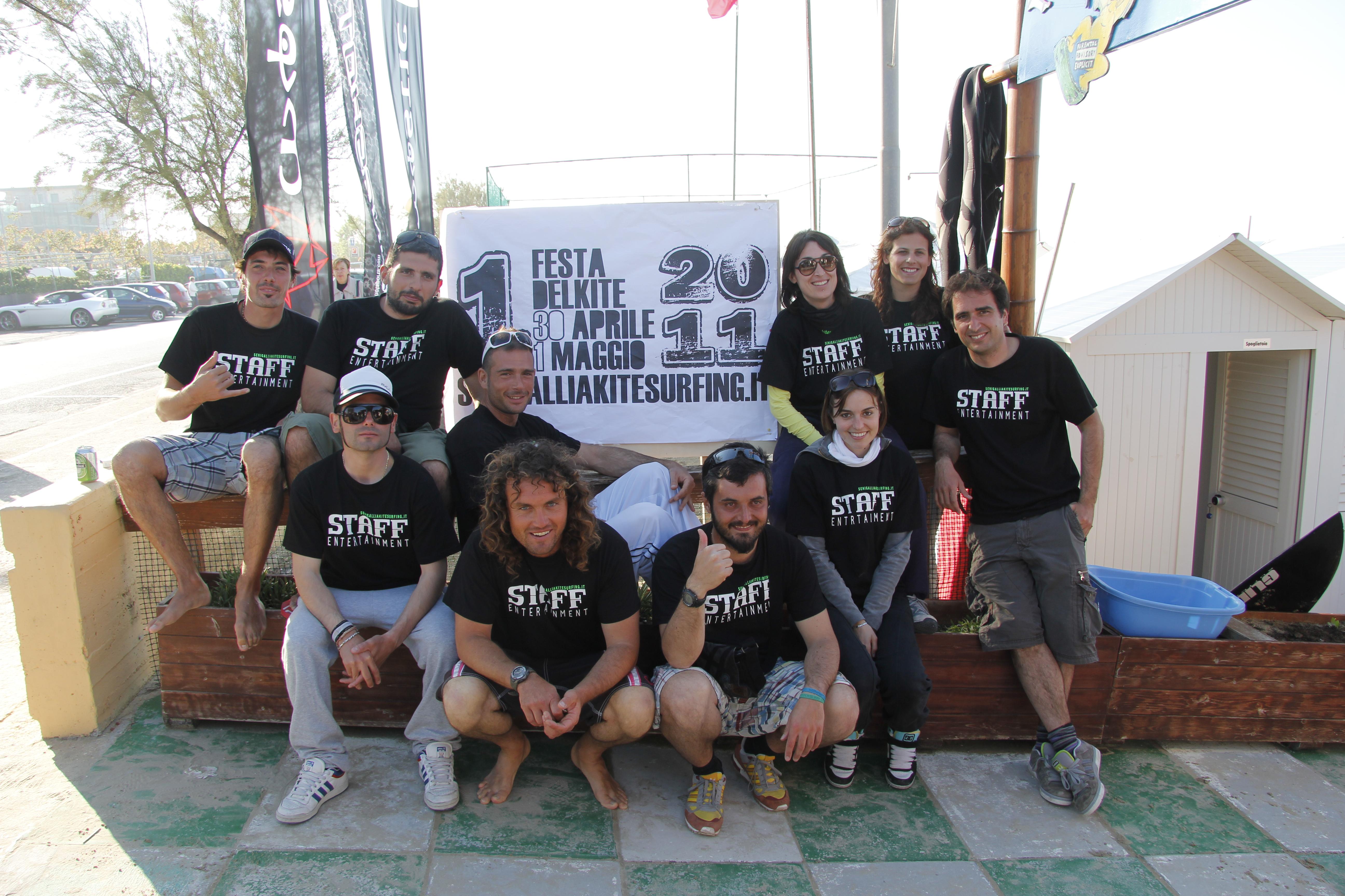 1° Festa del Kite – 2011