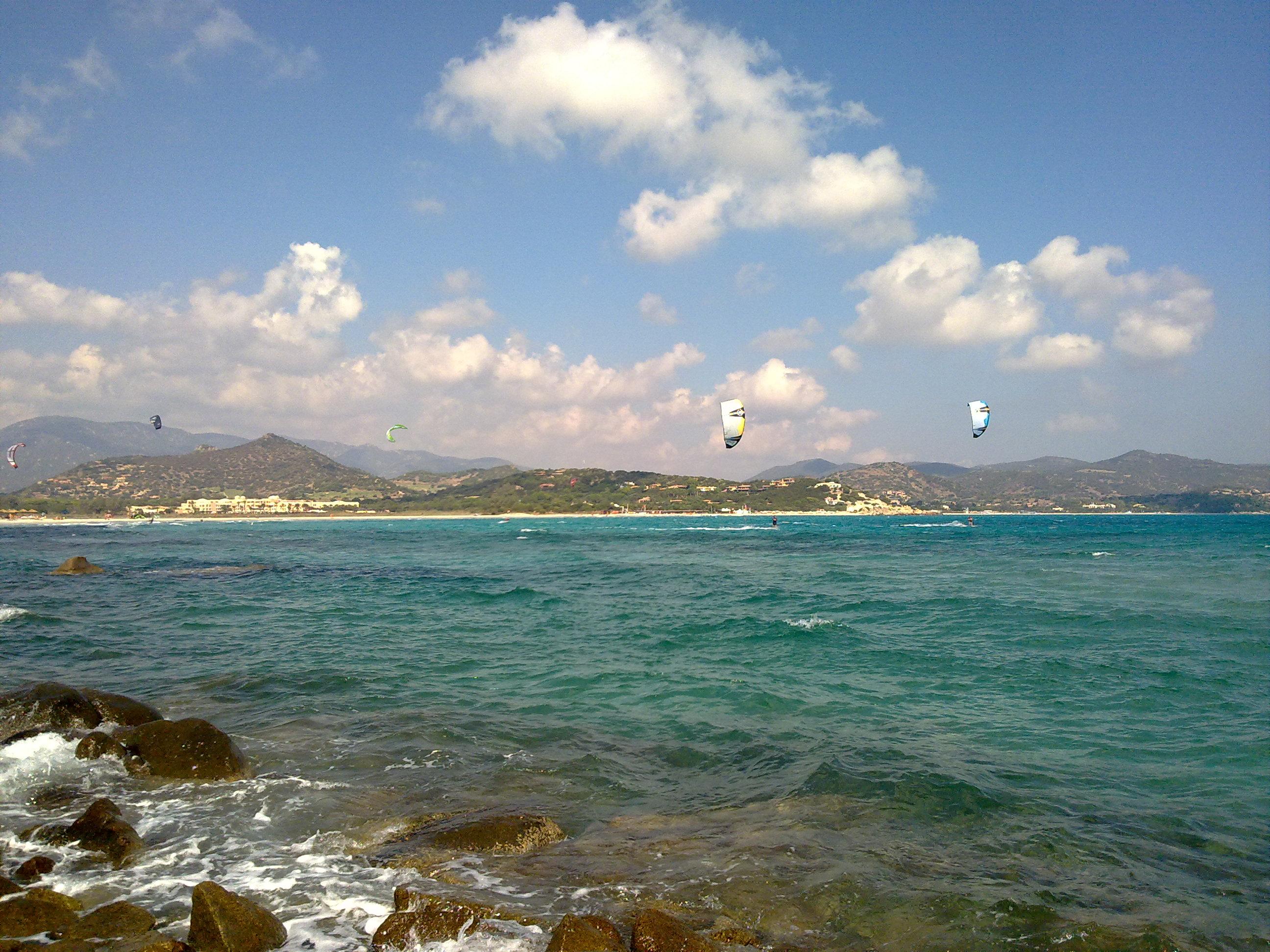 Kite Session Sardegna 2011 -VIDEO