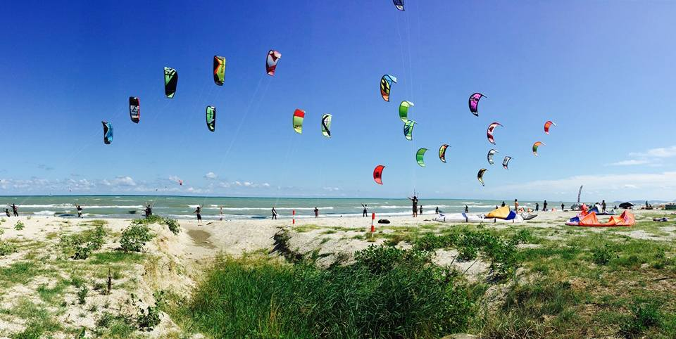 Full Beach Kite