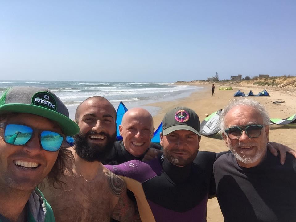 Sicily Kite Trip vol 8.0